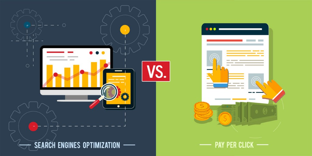 """SEO vs PPC Advertising: """"What should my business use?"""""""