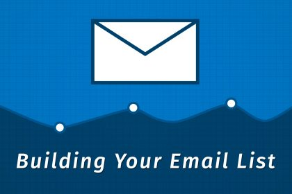 Simple Ways to Grow your Email List