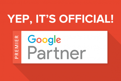Paprika ads is a Premier Google Partner