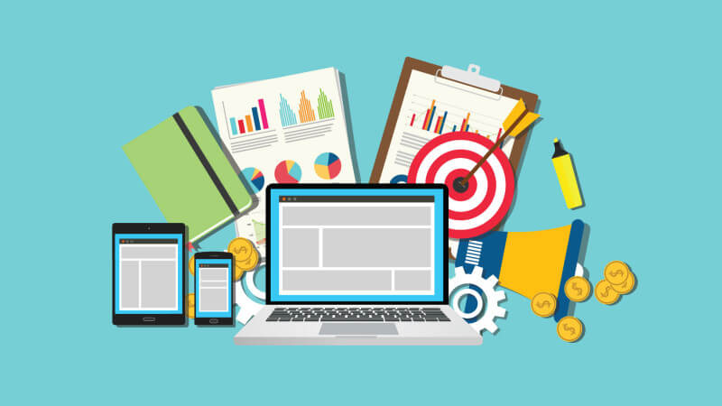 search and web analytics